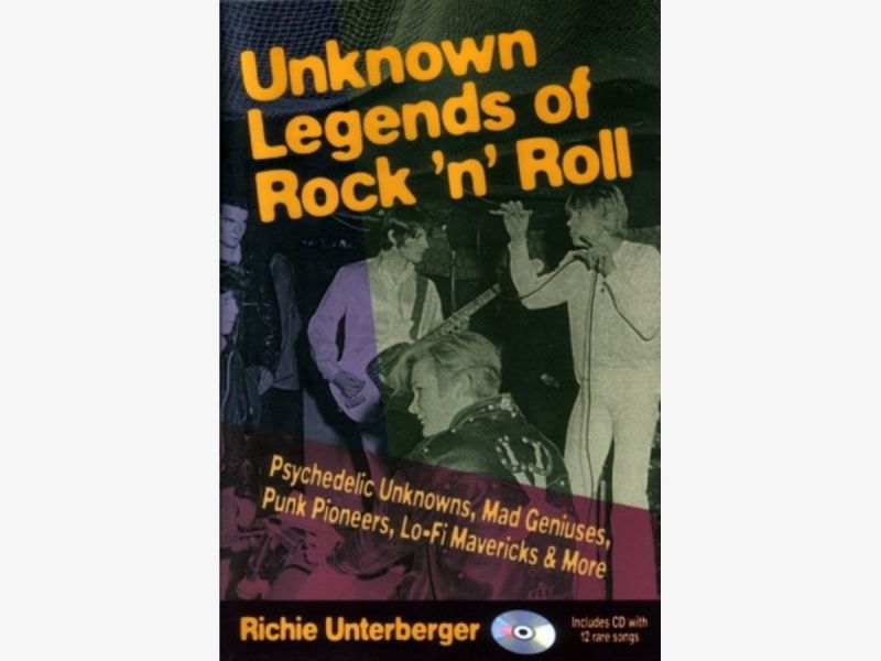 Rock history of the 60's and 70's with Richie Unterberger!