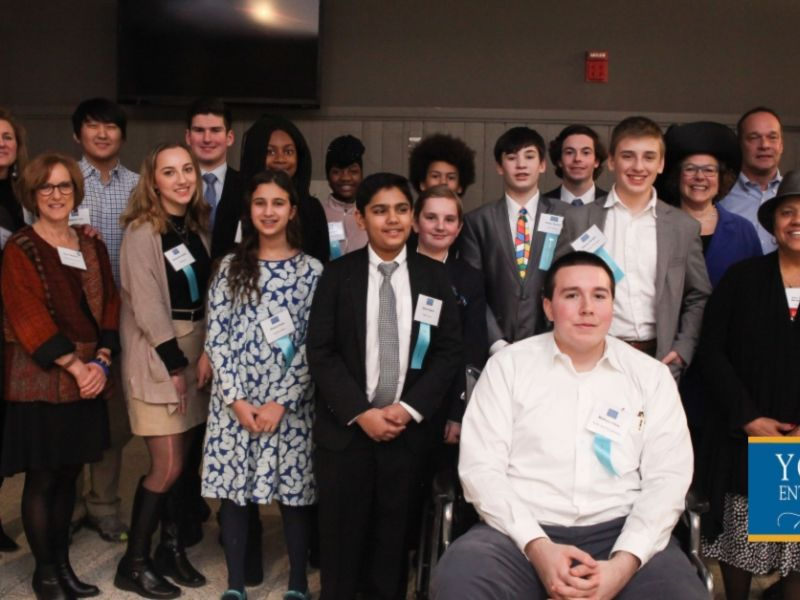 Young Entrepreneurs Academy Pitches To Real Investors