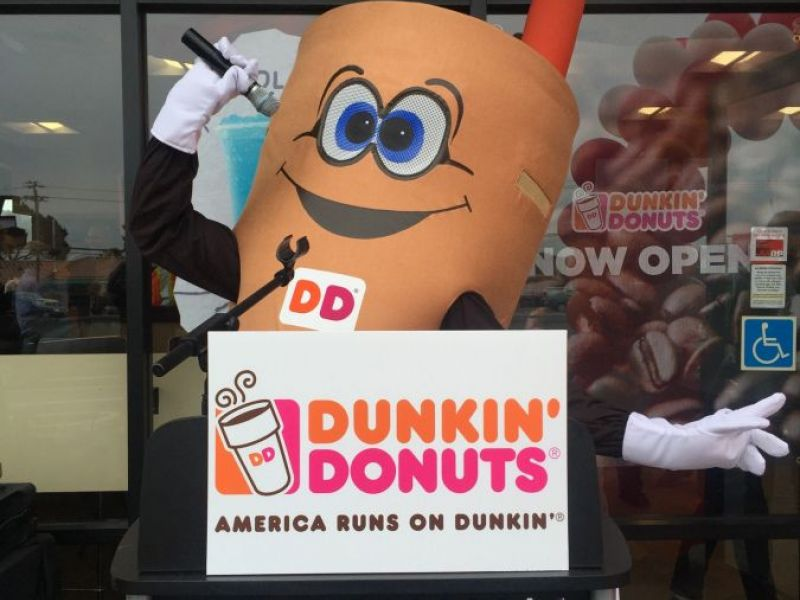 Oct 26 Dunkin Donuts Grand Opening In American Canyon