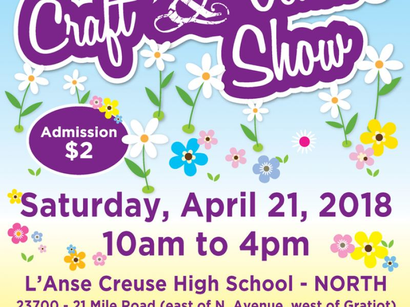 Utica High School Craft Show