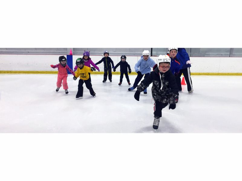 Learn To Skate Classes Dedham Ma Patch