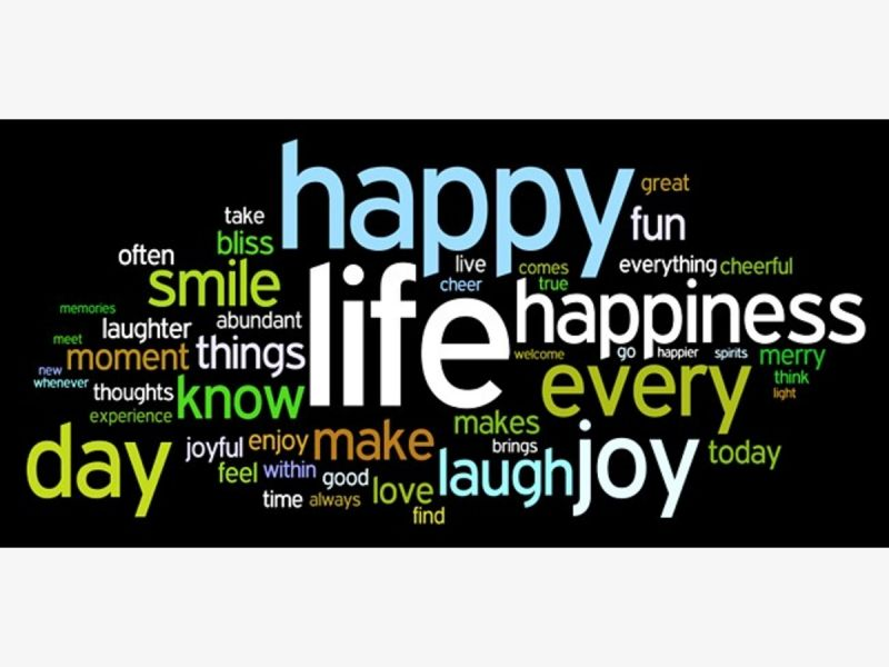Live a Life of Happiness - hypnosis seminar