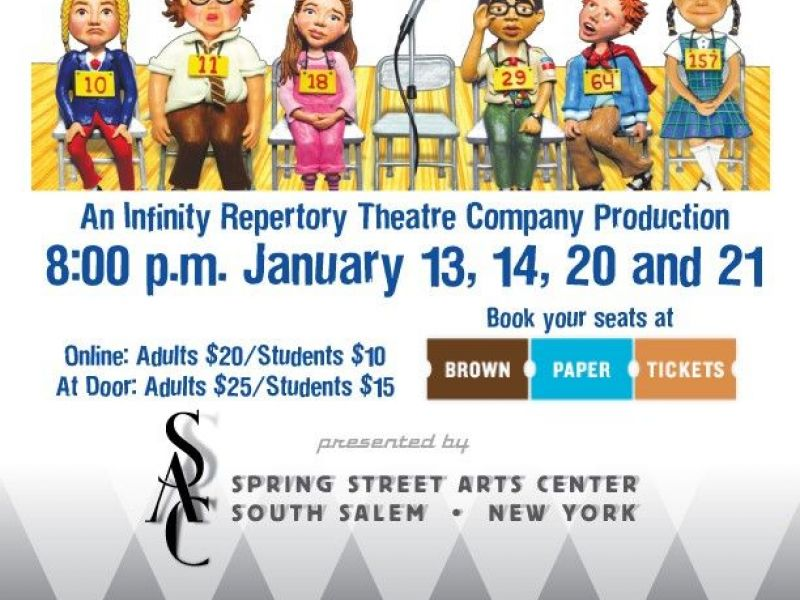 The 25th Annual Putnam County Spelling Bee | Southeast-Brewster, NY