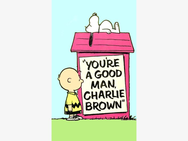 You're a Good Man, Charlie Brown at Acton's Theatre III