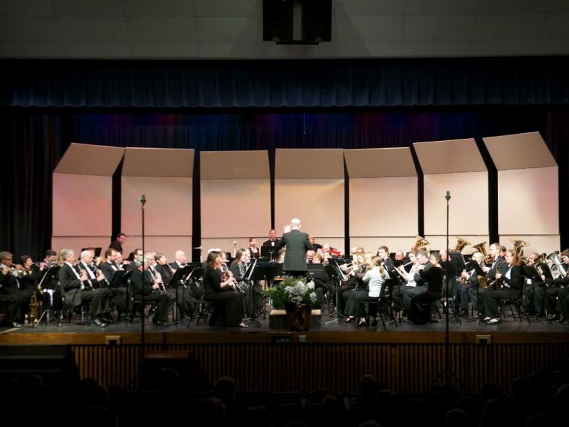 Wakefield Concert Band Spring Concert