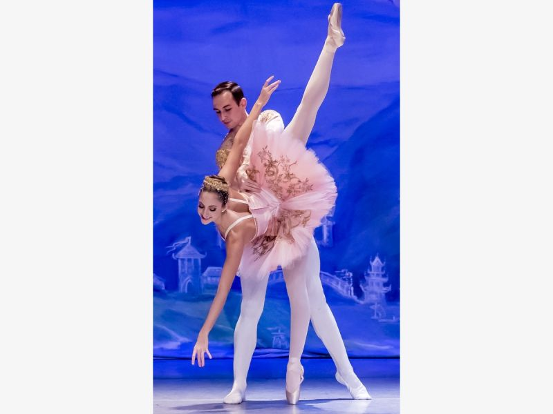 Rockland Nutcracker Considered Among the Best in the Region