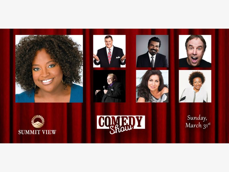 The Comedy Show with All-Star Line-up Hosted by Sherri Shepherd