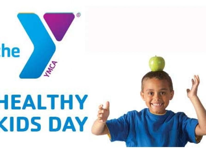 YMCAs To Host Healthy Kids Day