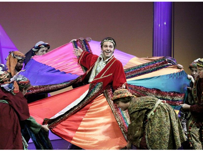 Join The Cast of Joseph and The Amazing Technicolor Dreamcoat
