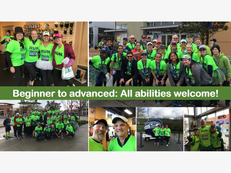 All-Abilities Running Group in Bellevue