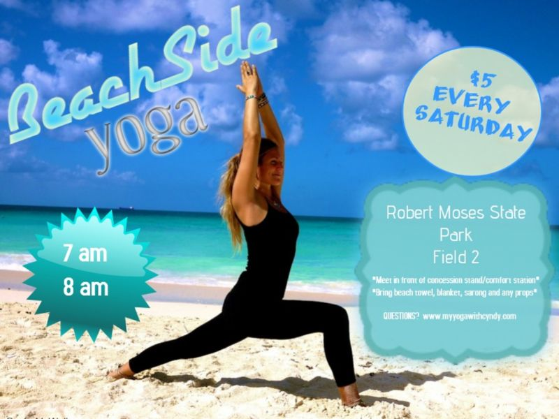 Yoga at the Beach: Sunrise Stretch and Gentle Hatha Flow