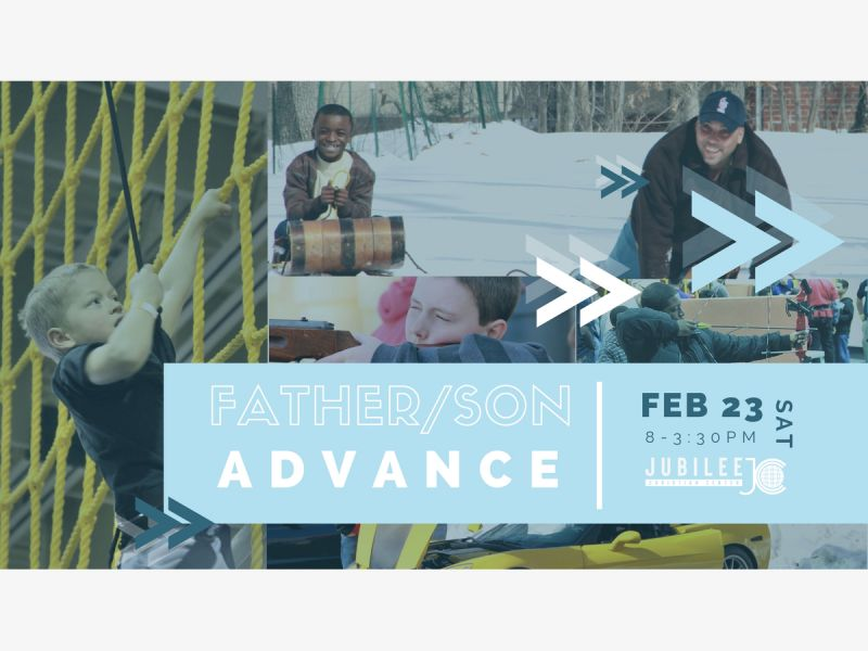Father Son Event @ Jubilee Christian Center