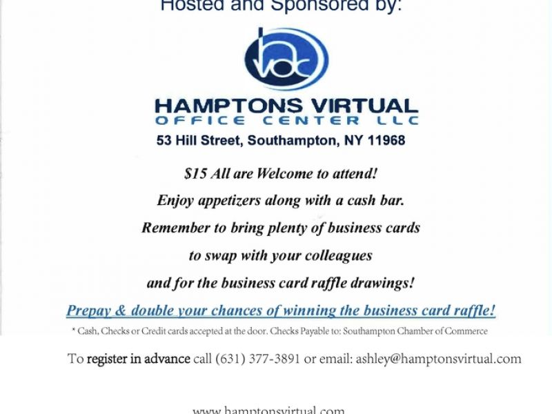 Jun 28 | Southampton Chamber of Commerce Networking Night Hosted by ...