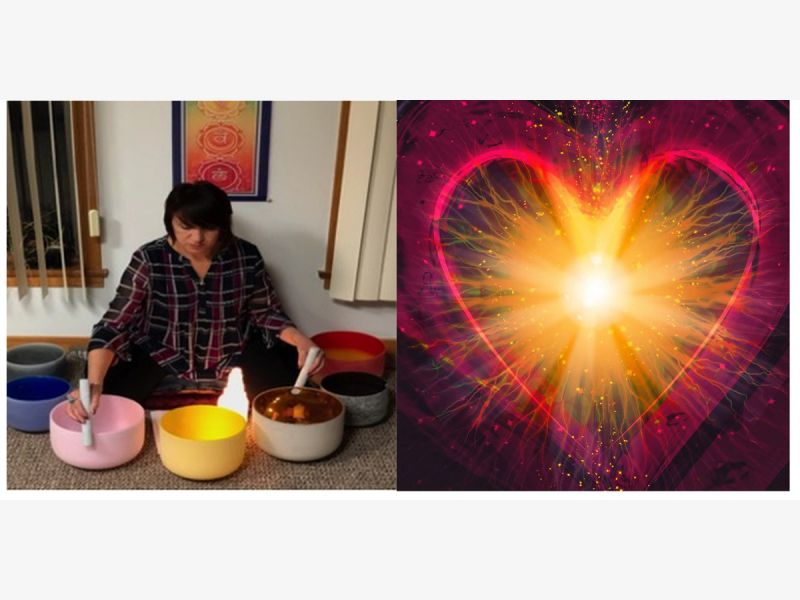 Crystal Bowls Guided Meditation with Irina Isidor