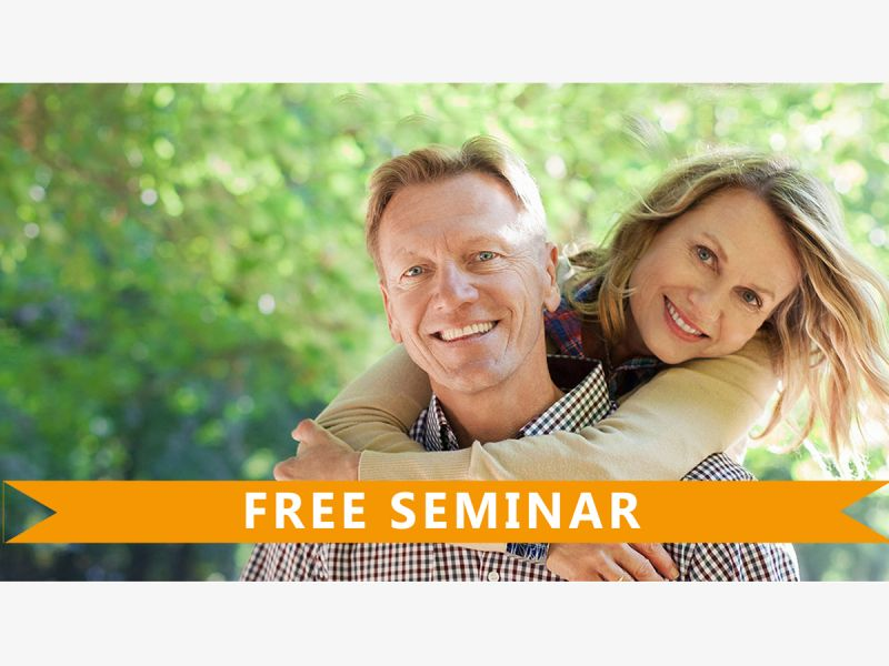 Restore Your Natural Hormone Balance Safely - Free Seminar