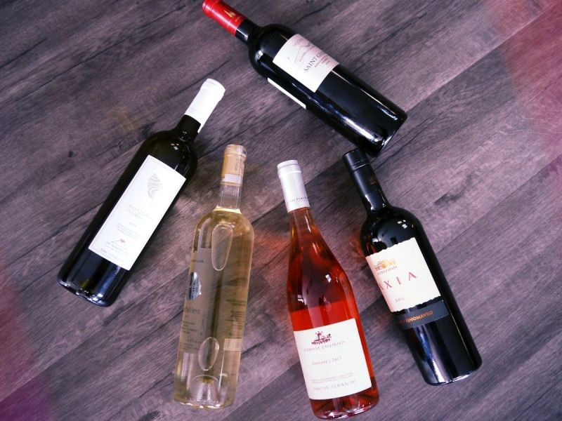 $10 Greek Wine Tasting Flight - Vinous Reverie Wine Merchant