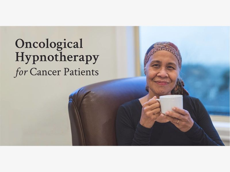 Hypnotherapy for Cancer Patients & Caretakers