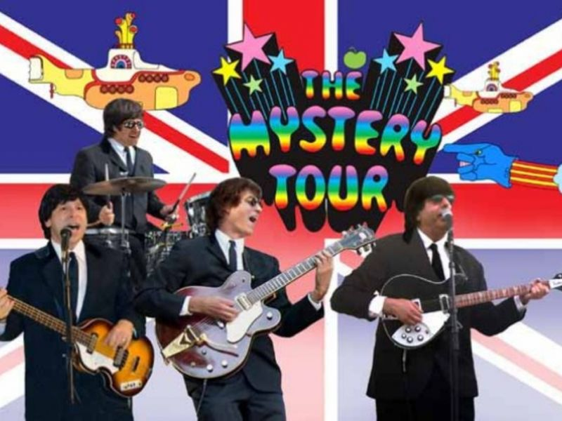 Beatles brunch in Yonkers with Mystery Tour at Central Stage