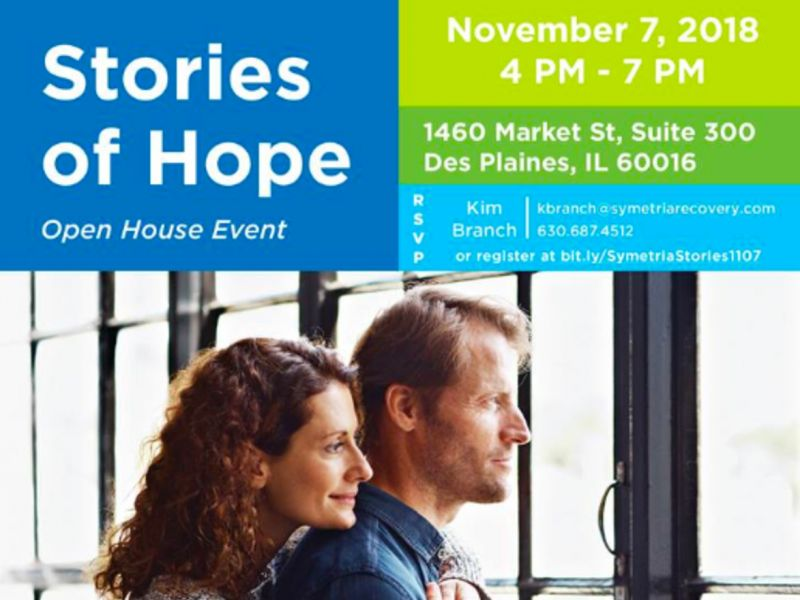 Open House: Stories of Hope