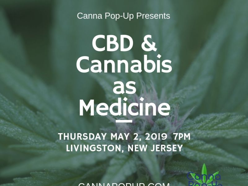 CBD & Cannabis as Medicine for Health & Wellness - Free Event