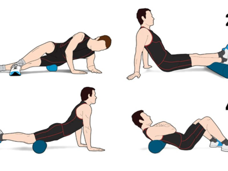 Foam Rolling and Self-Myofascial Release Workshop