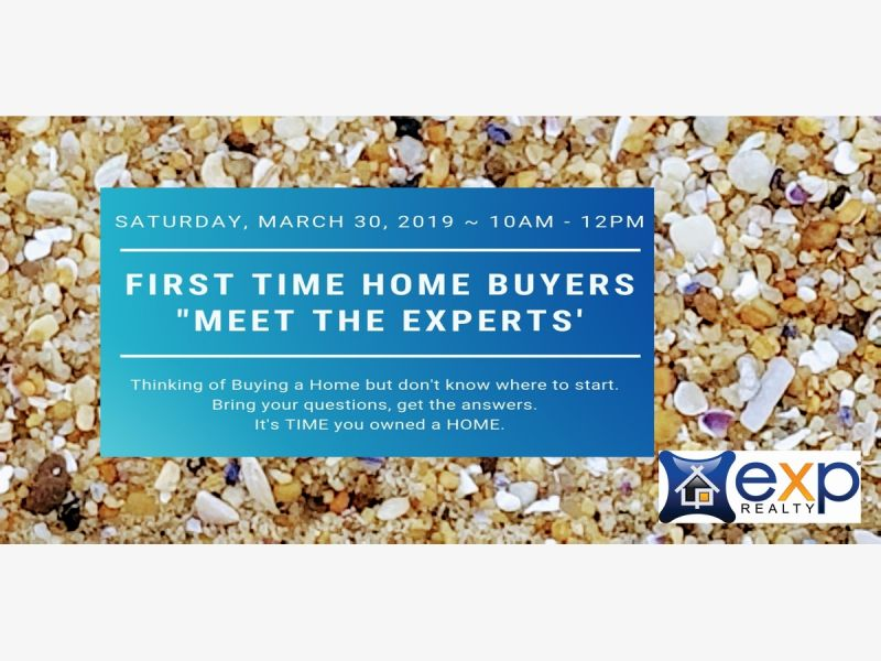 """Opening Doors to Home Buying """"Meet the Experts"""""""