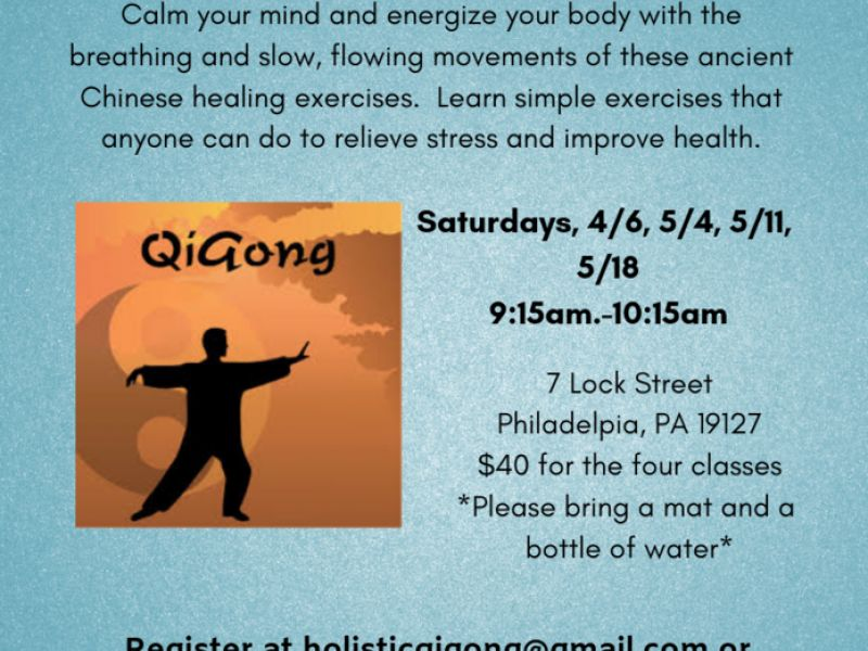 Beginner Qigong Classes