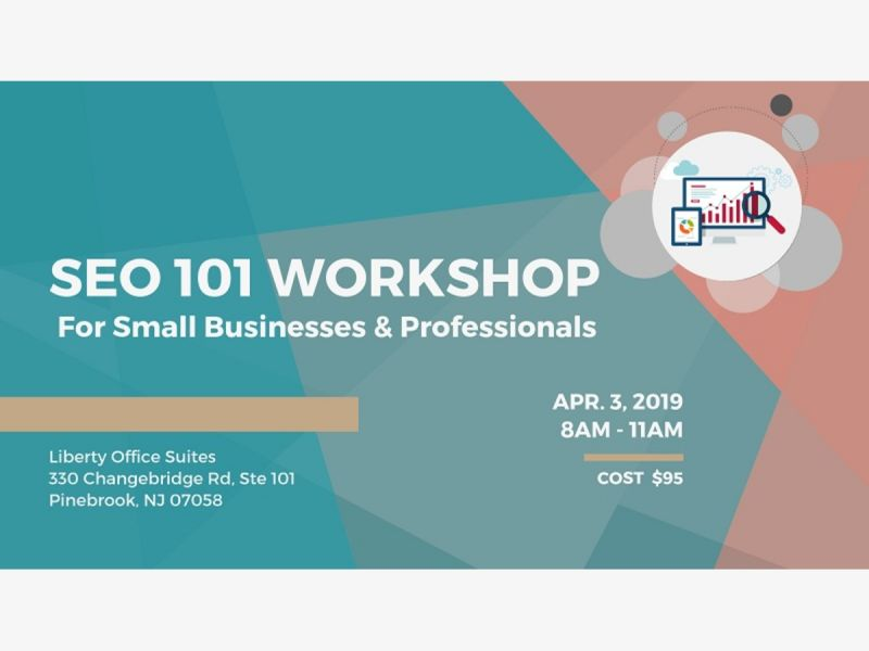 SEO 101 Workshop: Get Found in Search Results!