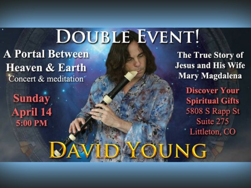 A Double Event! - An Evening with David Young