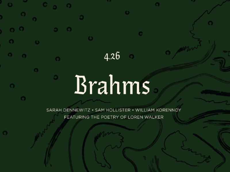 Aurora Collaborative presents: Brahms and Poetry