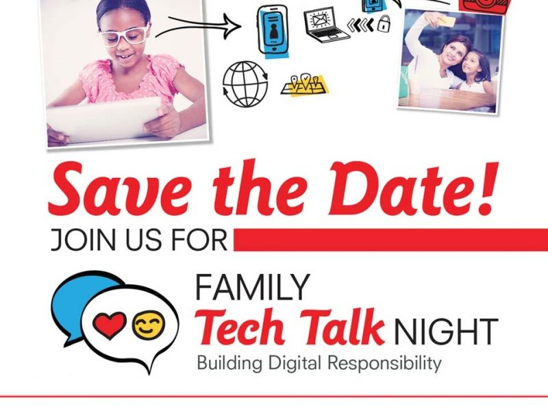 Family Tech Talk Night