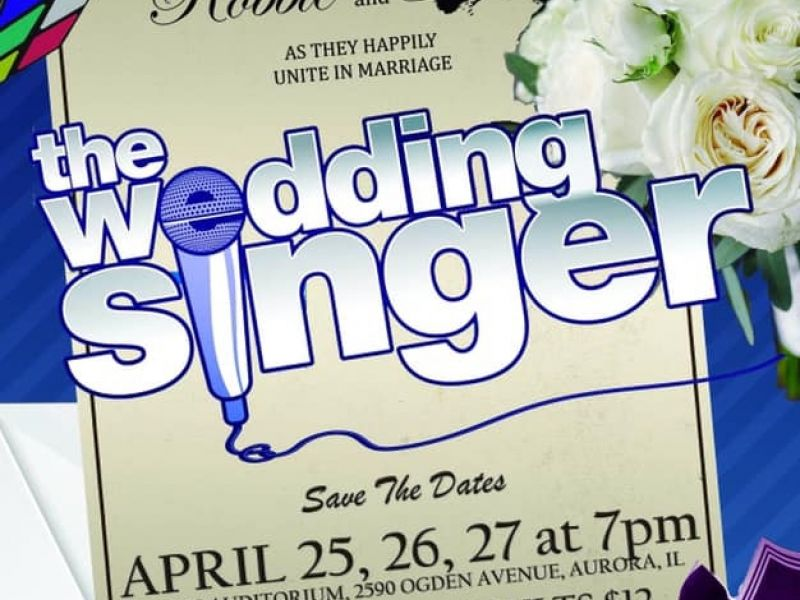 Waubonsie Valley presents The Wedding Singer