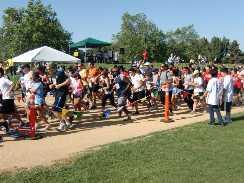 NHSF Earth Day Fun Run