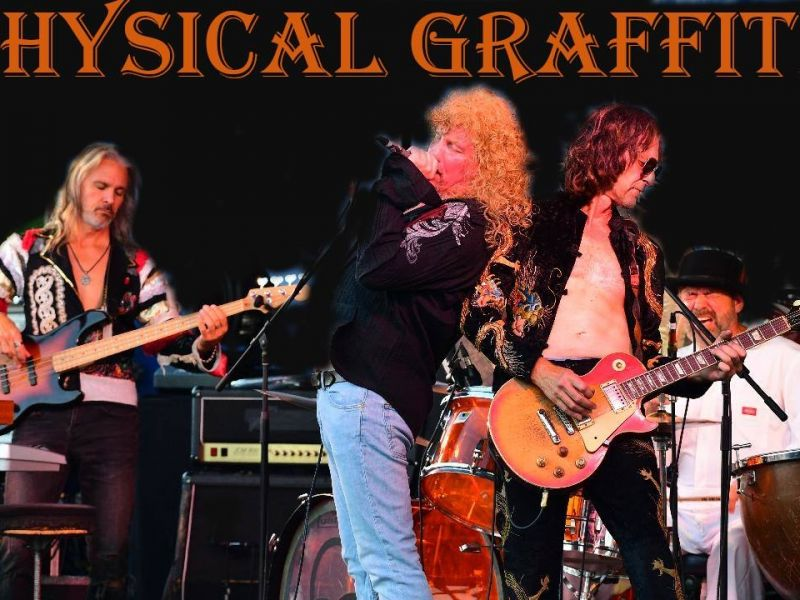 Physical Graffiti Presents Led Zeppelin! @ Stafford Palace