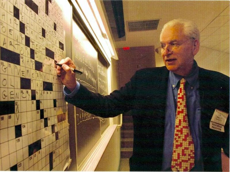 The Art and Science of Crosswords with Ed Stein