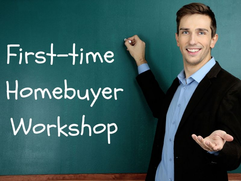 Massachusetts First-time Homebuyer Workshop