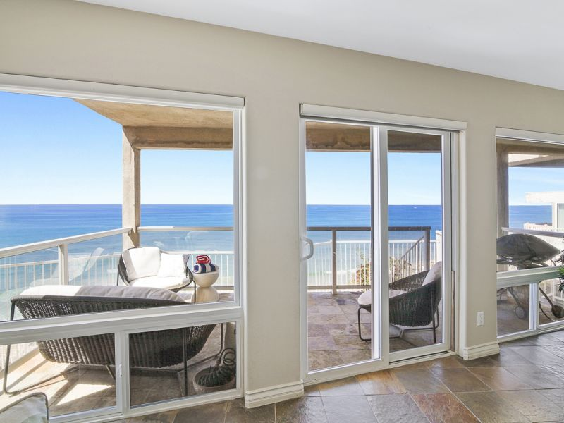 Panoramic Ocean View Condo - Hear The Crashing Waves Below....