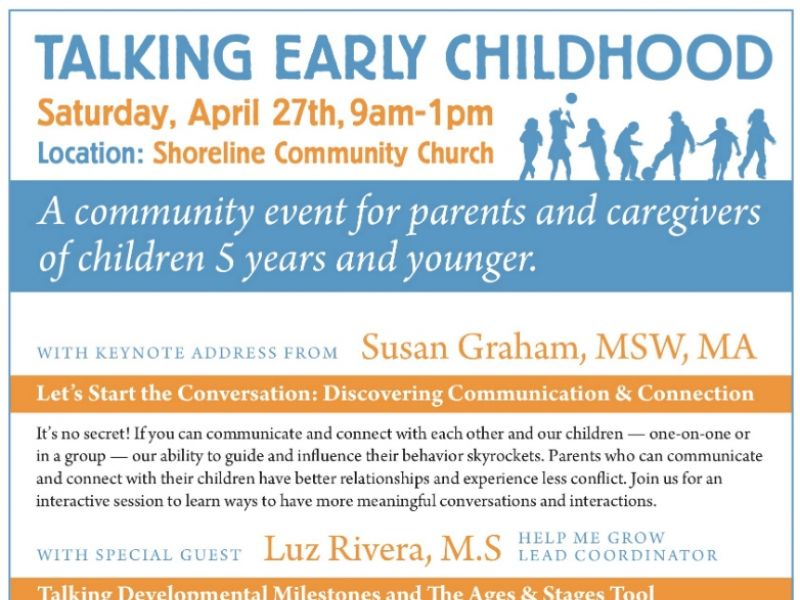 Talking Early Childhood