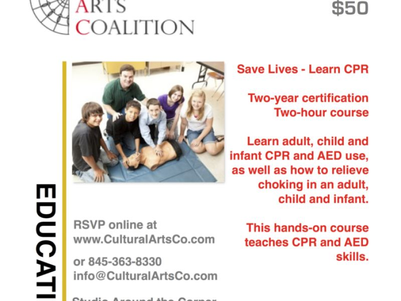 Jan 21 Cpr Training Class Southeast Brewster Ny Patch