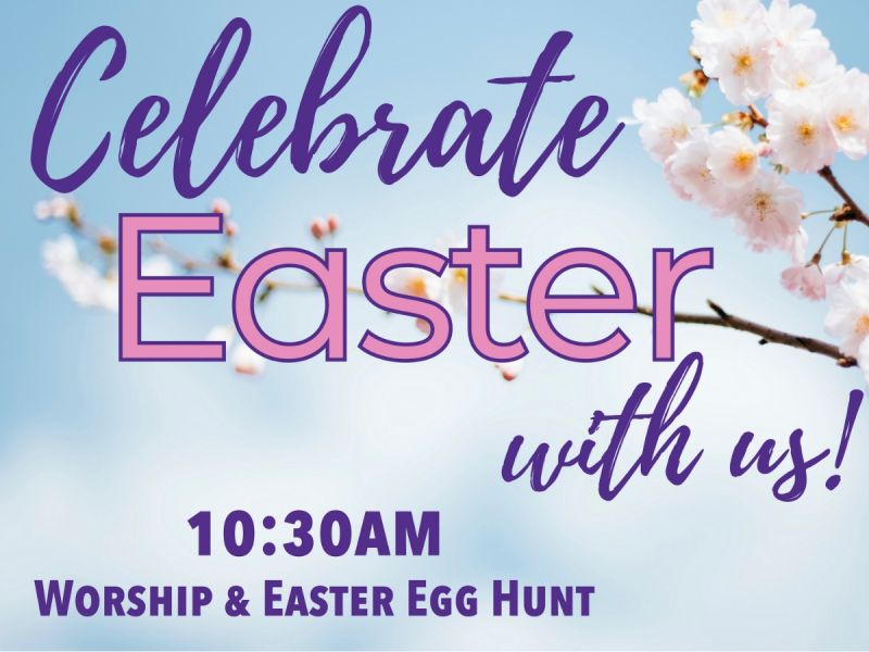 Celebrate Easter at Community Church, Short Hills