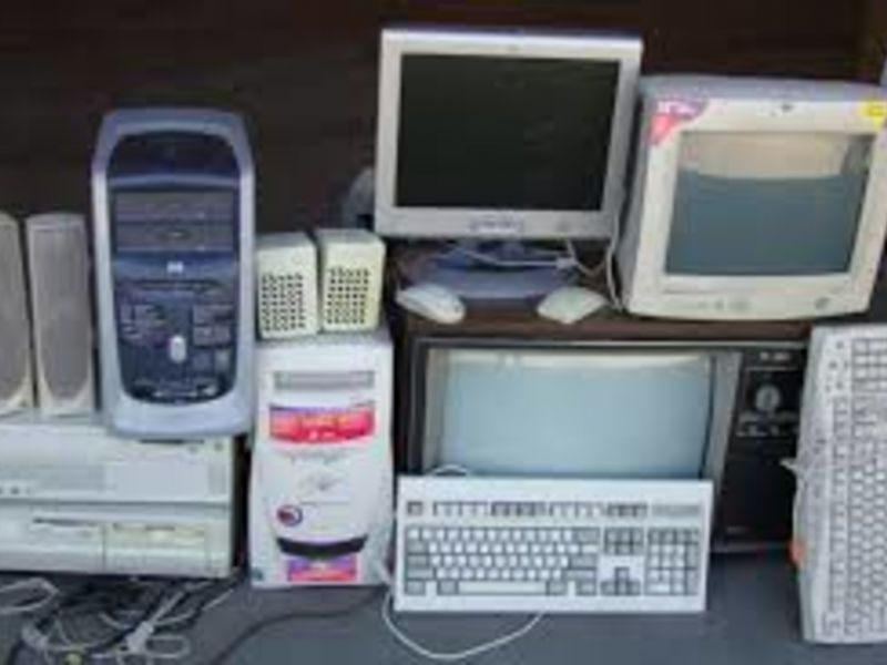 Electronic recycle day and more