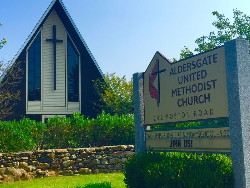 Spring Rummage Sale At Aldersgate Umc Tewksbury Ma Patch