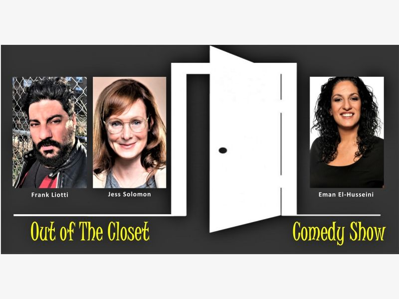 All LGBT Comedy Show coming to the Comedy Works Bristol