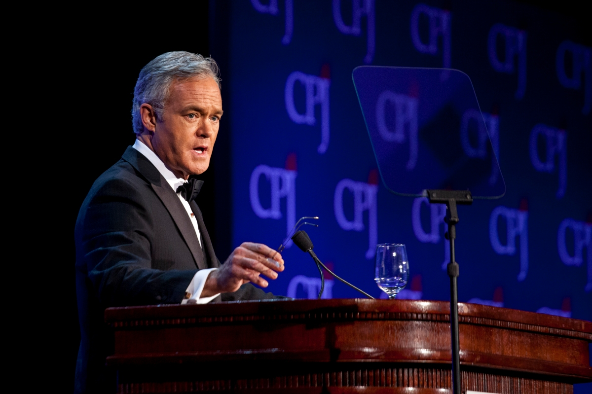 Scott Pelley: 60 Minutes & Search for Meaning: San Francisco