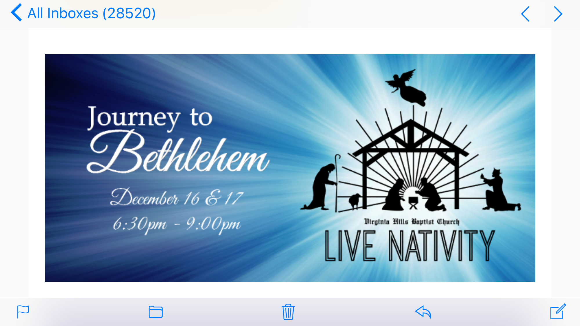 31f56ce022110b Join us as we revisit the scenes leading up to the birth of Jesus Christ. Our  Live Nativity features live animals