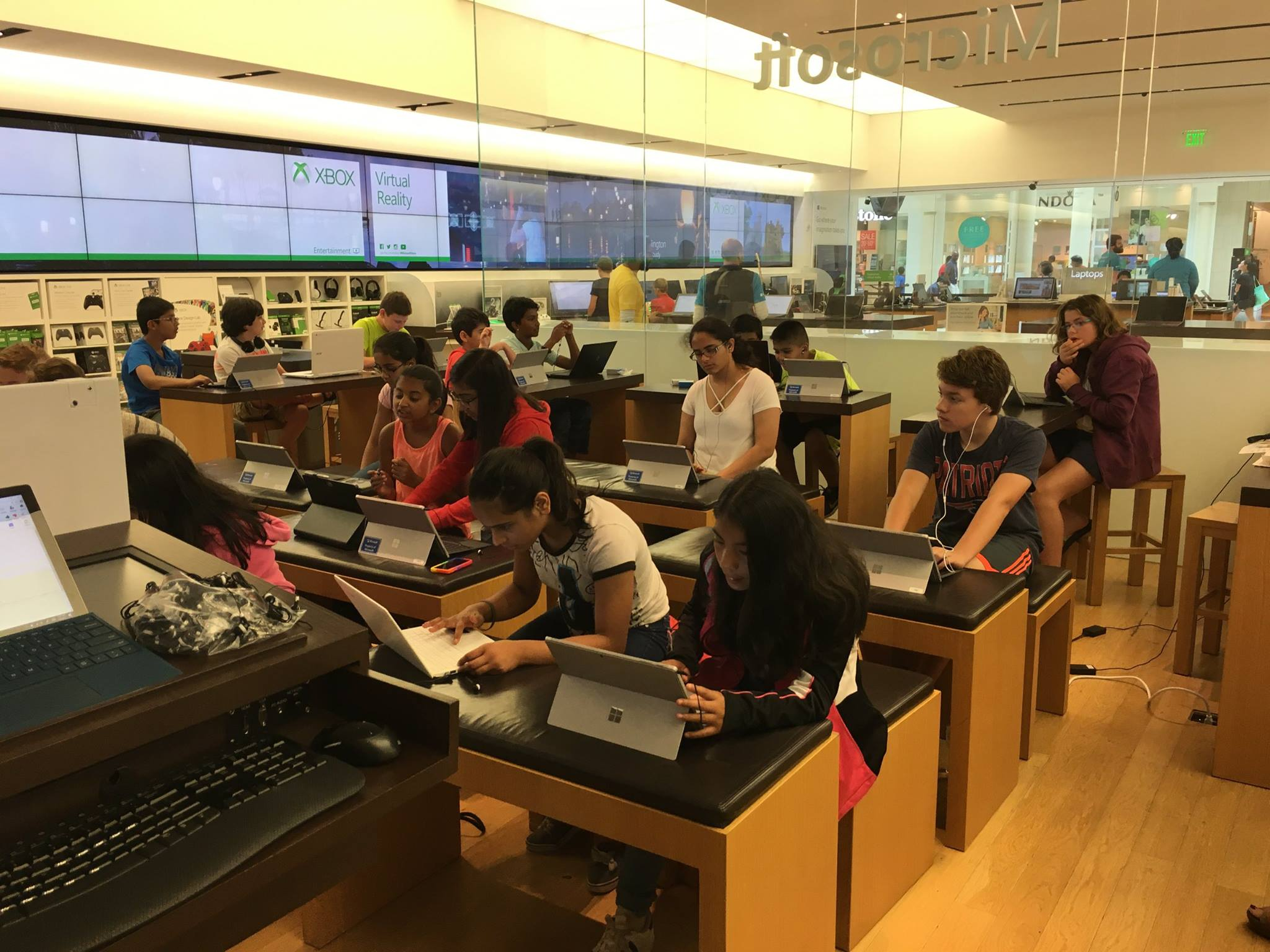 Building 92 microsoft store - We Will Assist Them At Every Step With Mentoring Debugging And Code Reviews To Make Sure They Succeed No Experience Is Required