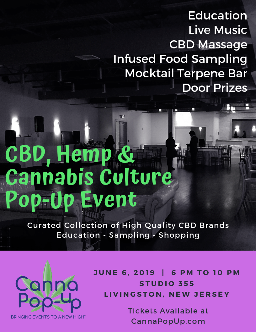 Cannabis Culture Pop-Up